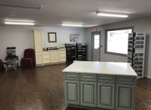 Citrus Custom Cabinets Showroom Inside 1